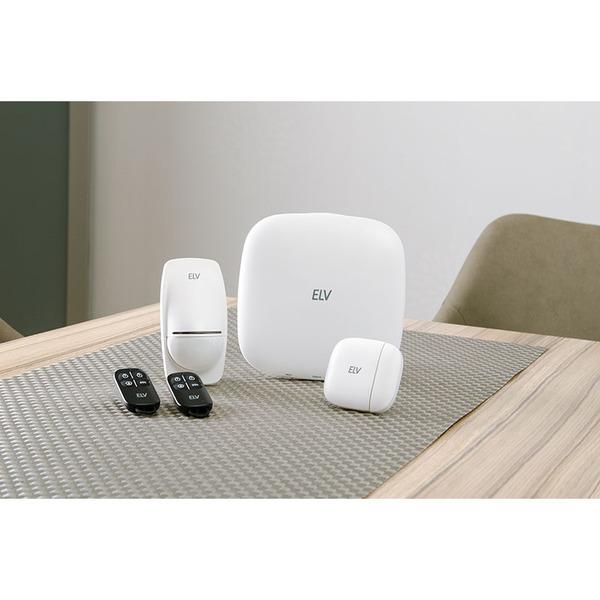 ELV Funk-Alarmanlage FAZ5500 GSM /WLAN Smart Home System