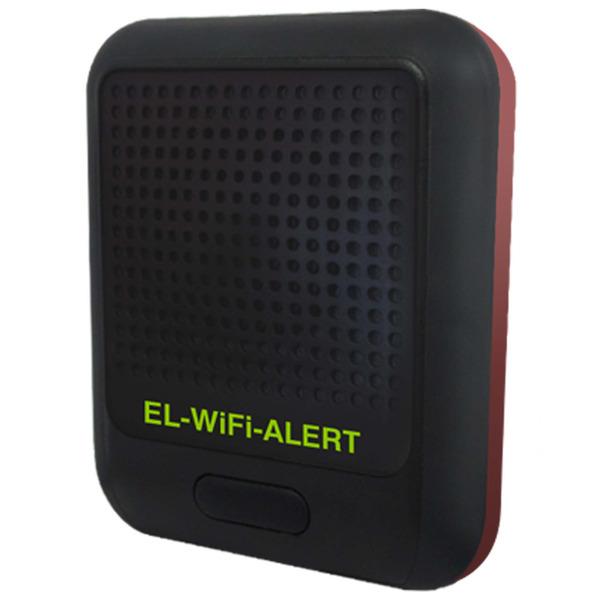 Electronic Assembly WLAN / WiFi Alarmgeber für EA-WLAN-Datenloggerserie