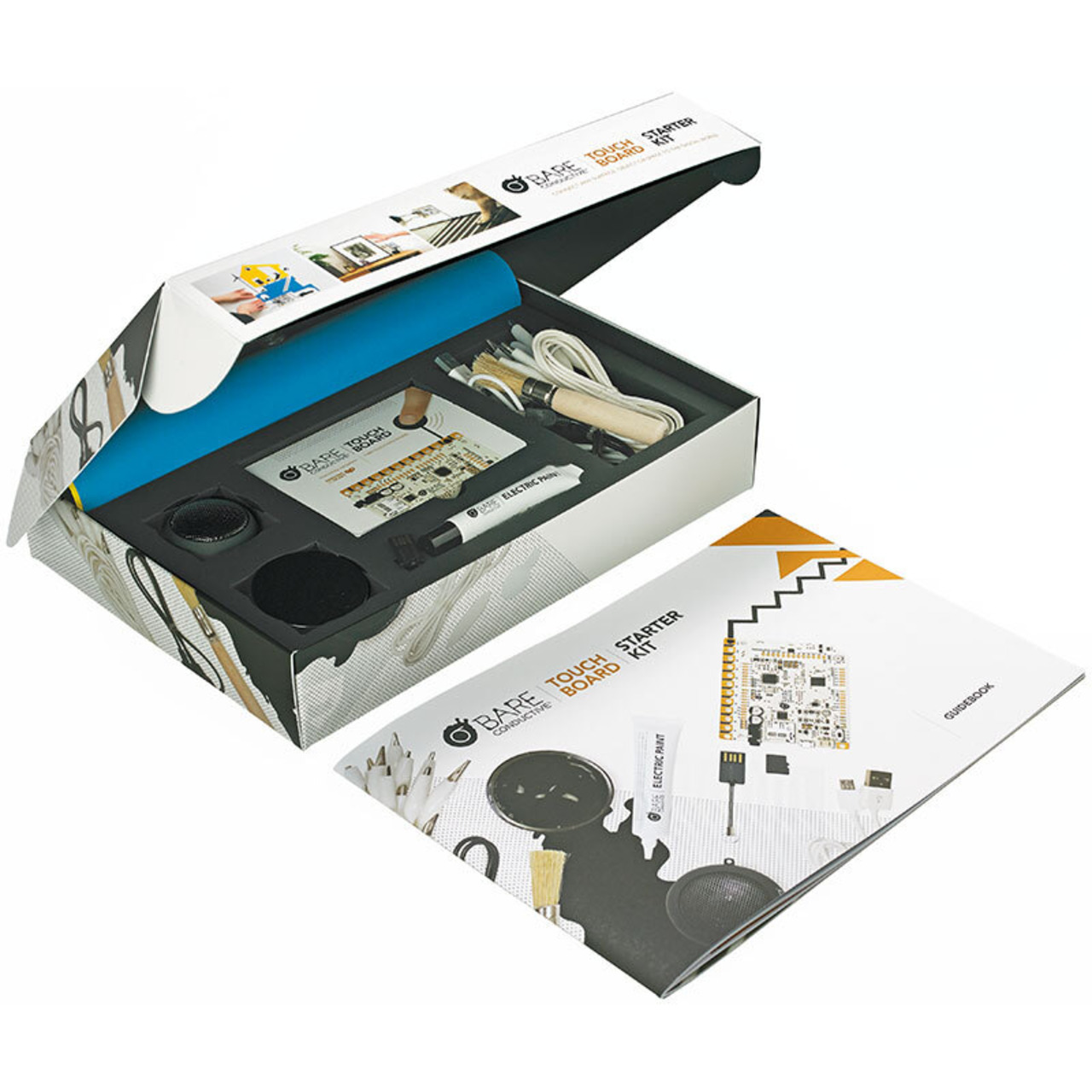 Image of Bare Conductive Entwicklungsboard Touch Board Starter Kit