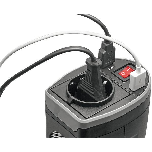 Technaxx Kfz-Spannungswandler TE13 mit 2 USB-Anschlüssen