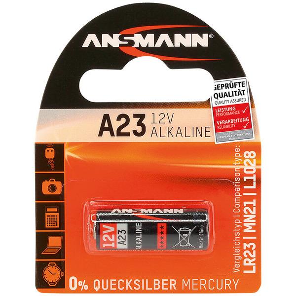 Ansmann Alkaline-Batterie Typ 23A, 12 V