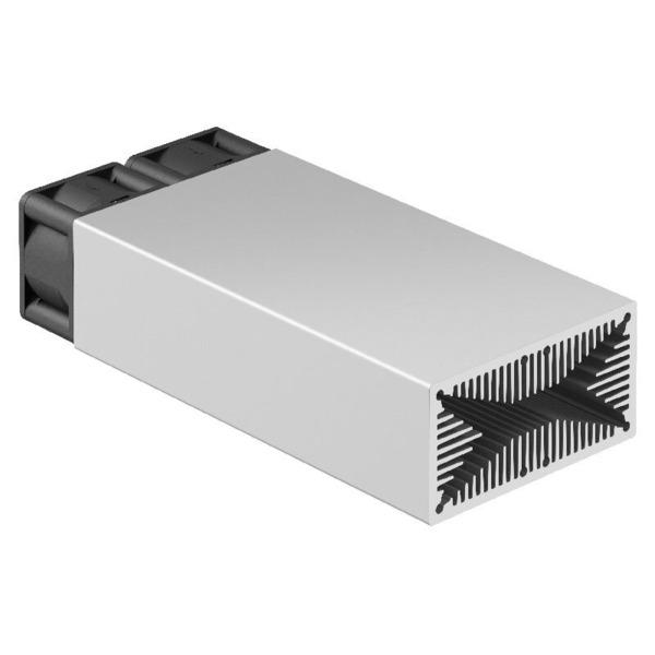 Fischer Elektronik Lüfteraggregat rechteckiger Querschnitt LAM4D 100 mm 5 V