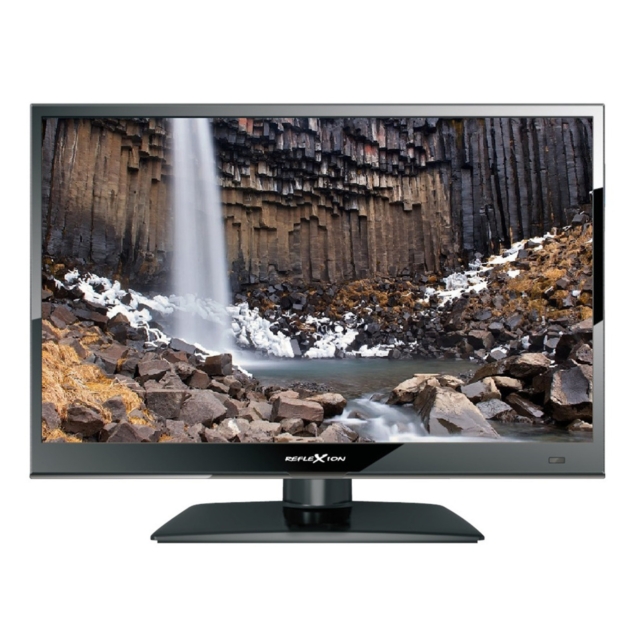 Reflexion 4-in-1-LED-TV LED1671- 40 cm (15-6)- DVB-S-S2-C-T-T2- H-265-HEVC- Full HD- 12-V-Anschluss