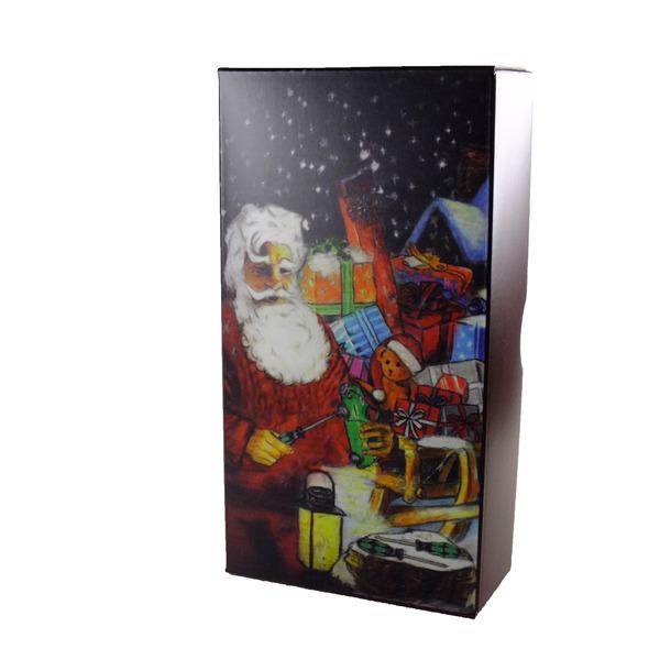 Wera Kraftform Kompakt Christmas Bithalter mit 6 Bits und Flaschenöffner