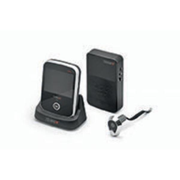 Technaxx Kabelloser Türspion mit mobiler Monitor-Einheit