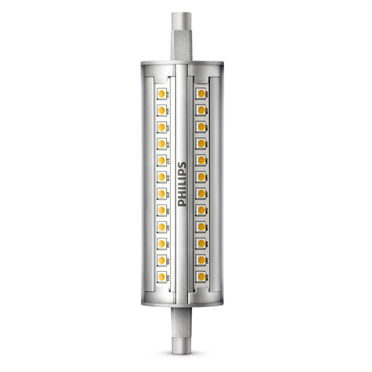 Philips CorePro LED 14-W-R7s-LED-Lampe 118mm- warmweiss- dimmbar