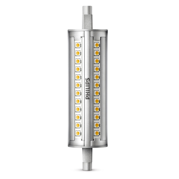Philips CorePro LED 14-W-R7s-LED-Lampe 118mm, warmweiß, dimmbar
