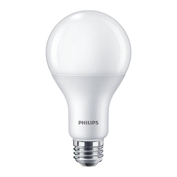 Philips 16-W-LED-Lampe CorePro LEDbulb, E27, 1521 lm, dimmbar, warmweiß