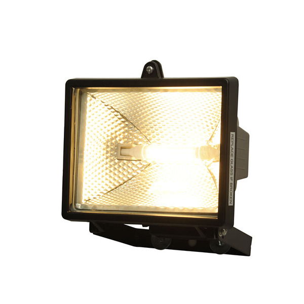 LEDmaxx 9-W-R7s-LED-Lampe, warmweiß, 118 mm