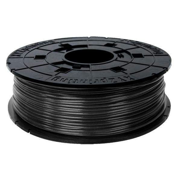 XYZprinting PLA-Filament für da Vinci Mini W, W+ und Junior 2.0 Mix, 1,75 mm, 600 g, schwarz