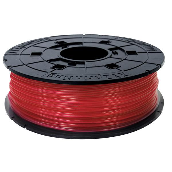 XYZprinting PLA-Filament für da Vinci Mini W, W+ und Junior 2.0 Mix, 1,75 mm, 600 g, rot