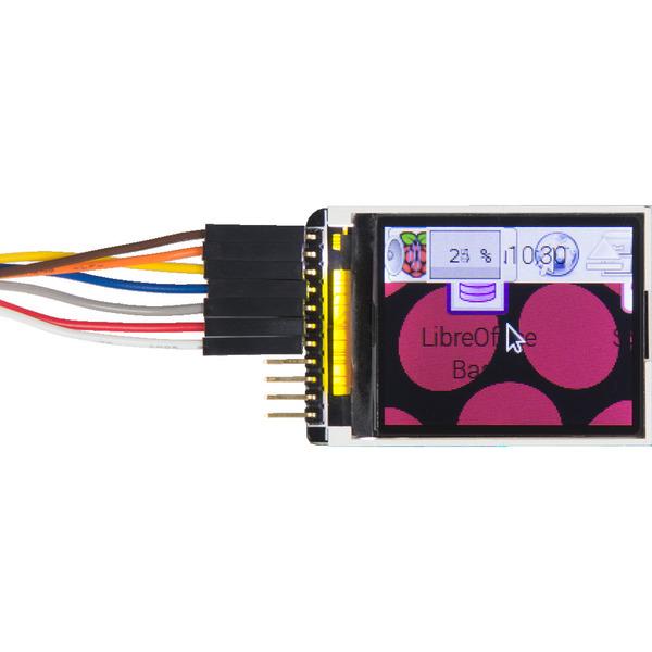 """JOY-iT TFT Display mit LED-Hintergrundbeleuchtung 4,57 cm (1,8"""")"""