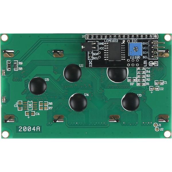 "Joy-IT Display 11,5 cm (4,5"") SBC-LCD20x4, 20x4, blau"