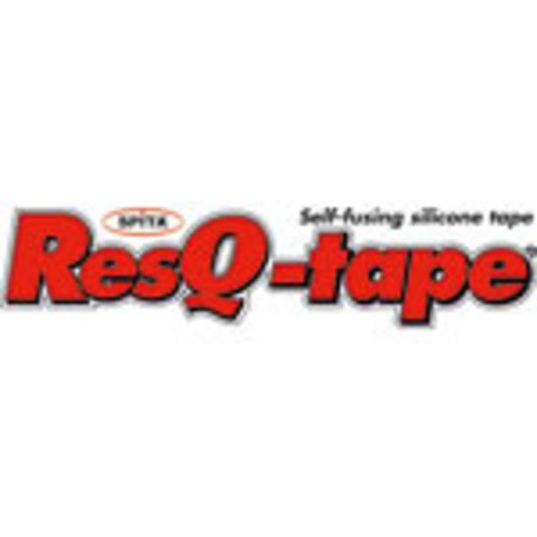 ResQ-tape selbstverschweißendes Silikonband, schwarz