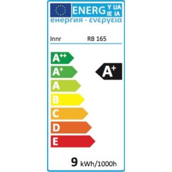 innr 9-W-LED-Lampe E27 für innr-System