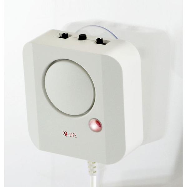X4-Life Batterie-Wassermelder mit 10-Jahres-Batterie