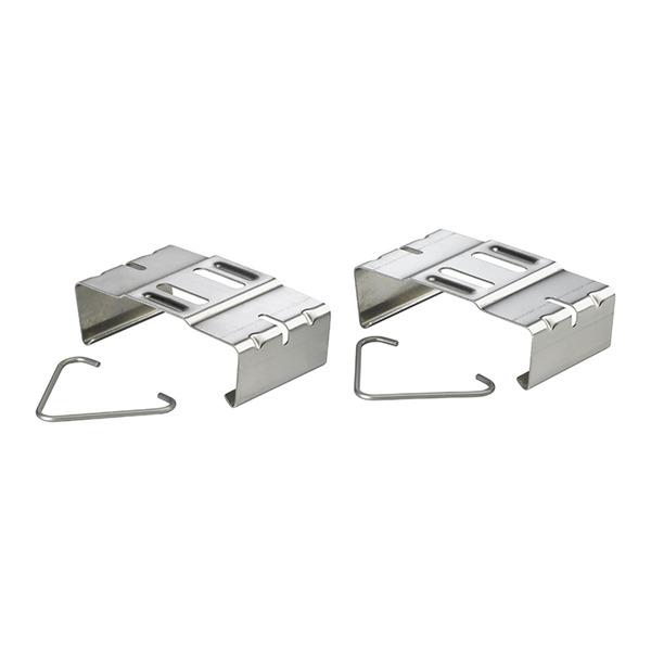 Philips CoreLine Lichtleiste Montagebügel, 10 Stück (BN120ZMB)