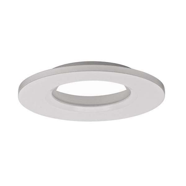 Aurora Abdeckring weiß für Aurora m7-LED-Downlight, 78 mm