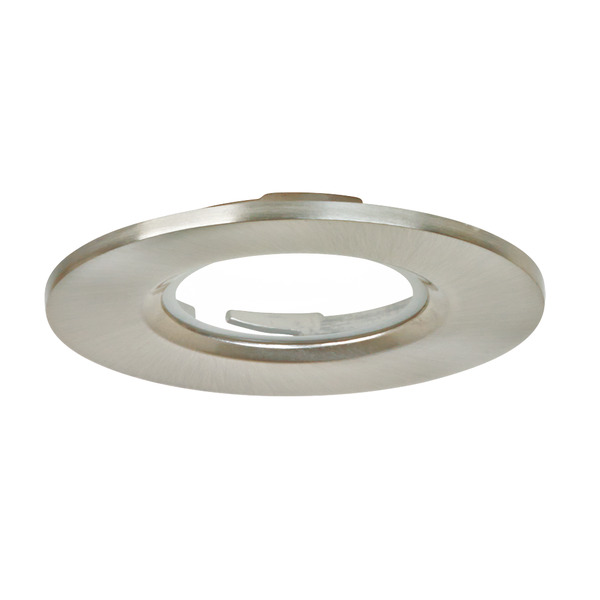 Aurora Abdeckring satin/nickel für Aurora m10-LED-Downlight, 88 mm