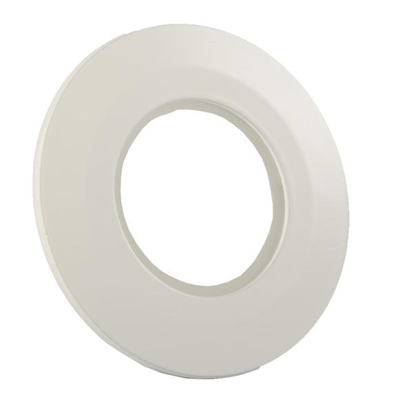 Enlite Lighting Essentials Abdeckring weiß für Enlite E8-LED-Downlight, 85 mm