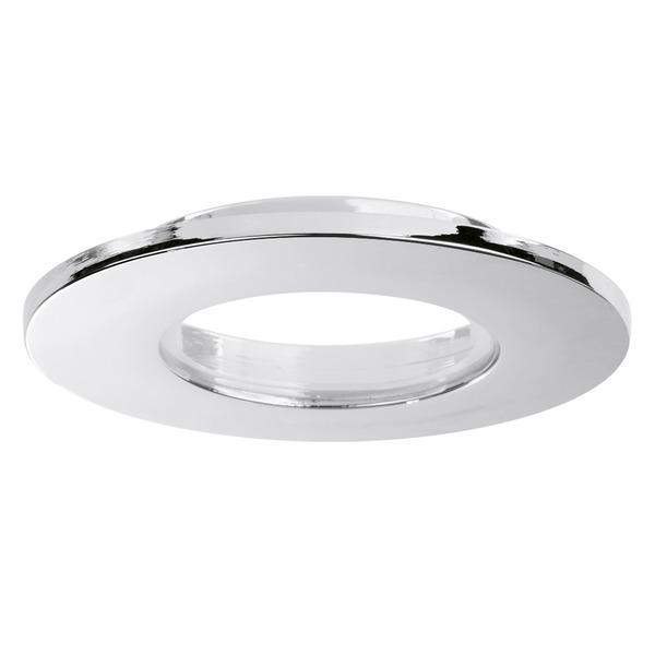Enlite Lighting Essentials  Abdeckring chrom Enlite E8 Downlight, 85 mm