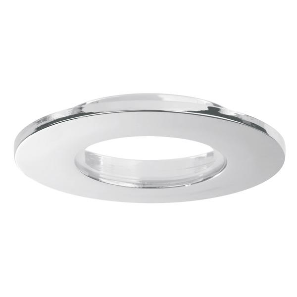 Enlite Lighting Essentials  Abdeckring chrom Enlite E5 Downlight, 88 mm