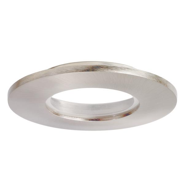 Enlite Lighting Essentials  Abdeckring satin/nickel Enlite E5 Downlight, 88 mm