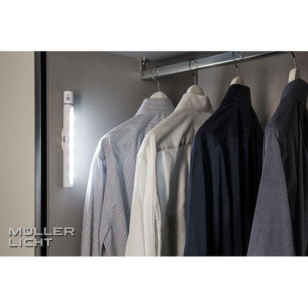 Müller Licht LED-Batterieleuchte mit Bewegungssensor und Magnethalterung