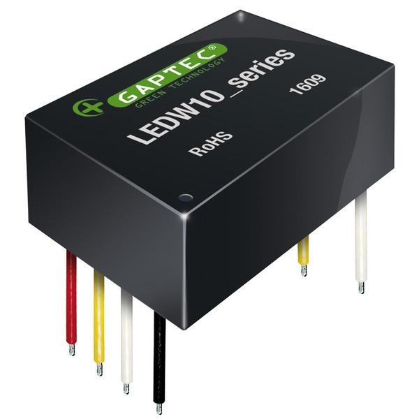 GAPTEC LED Treiber LEDW10_24-500, 500 mA