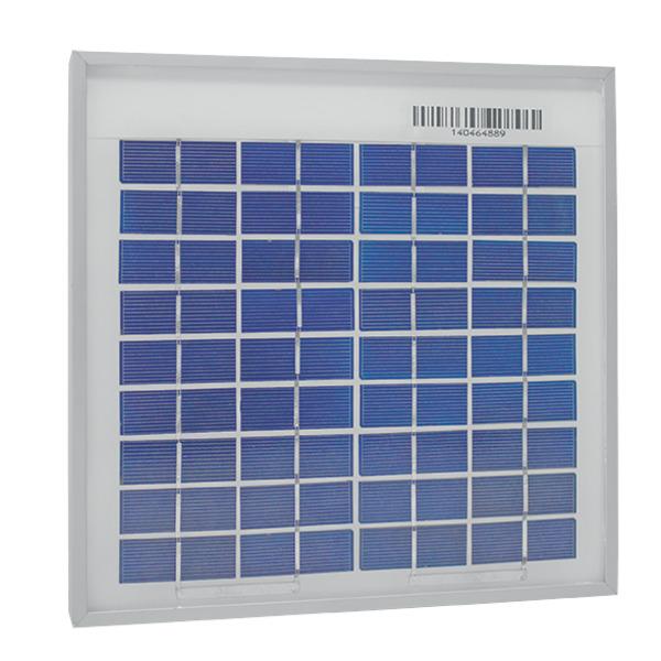 Phaesun Polykristalline Solarmodul Sun Plus 5, 12 V, 5 W