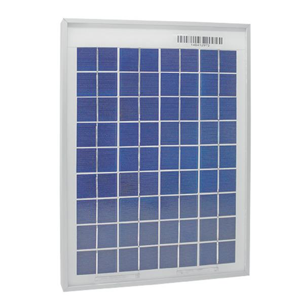 Phaesun Polykristalline Solarmodul Sun Plus 10, 12 V, 10 W