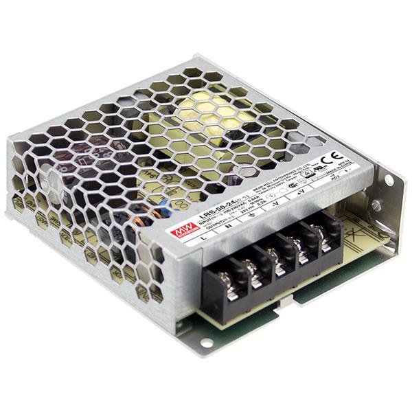Mean Well Schaltnetzteil LRS-50-12, 12 V, 4,2 A