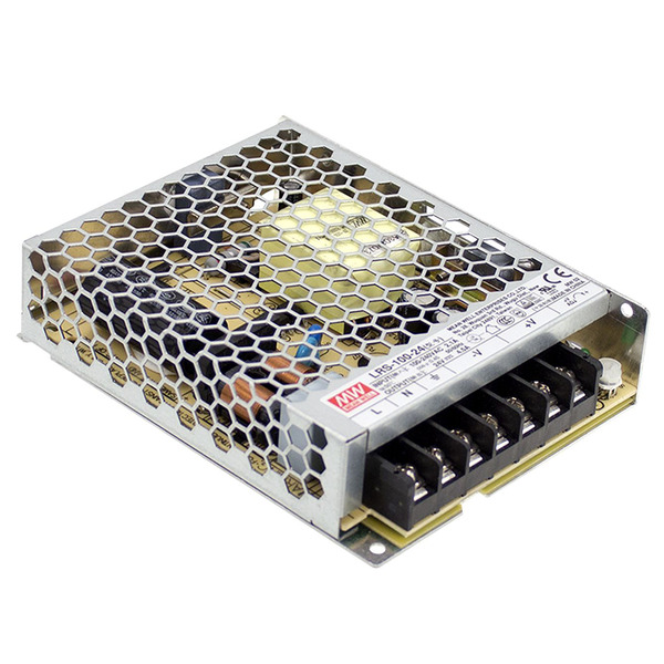Mean Well Schaltnetzteil LRS-100-12, 12 V, 8,5 A