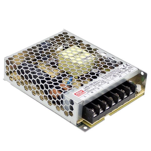 Mean Well Schaltnetzteil LRS-100-24, 24 V, 4,5 A