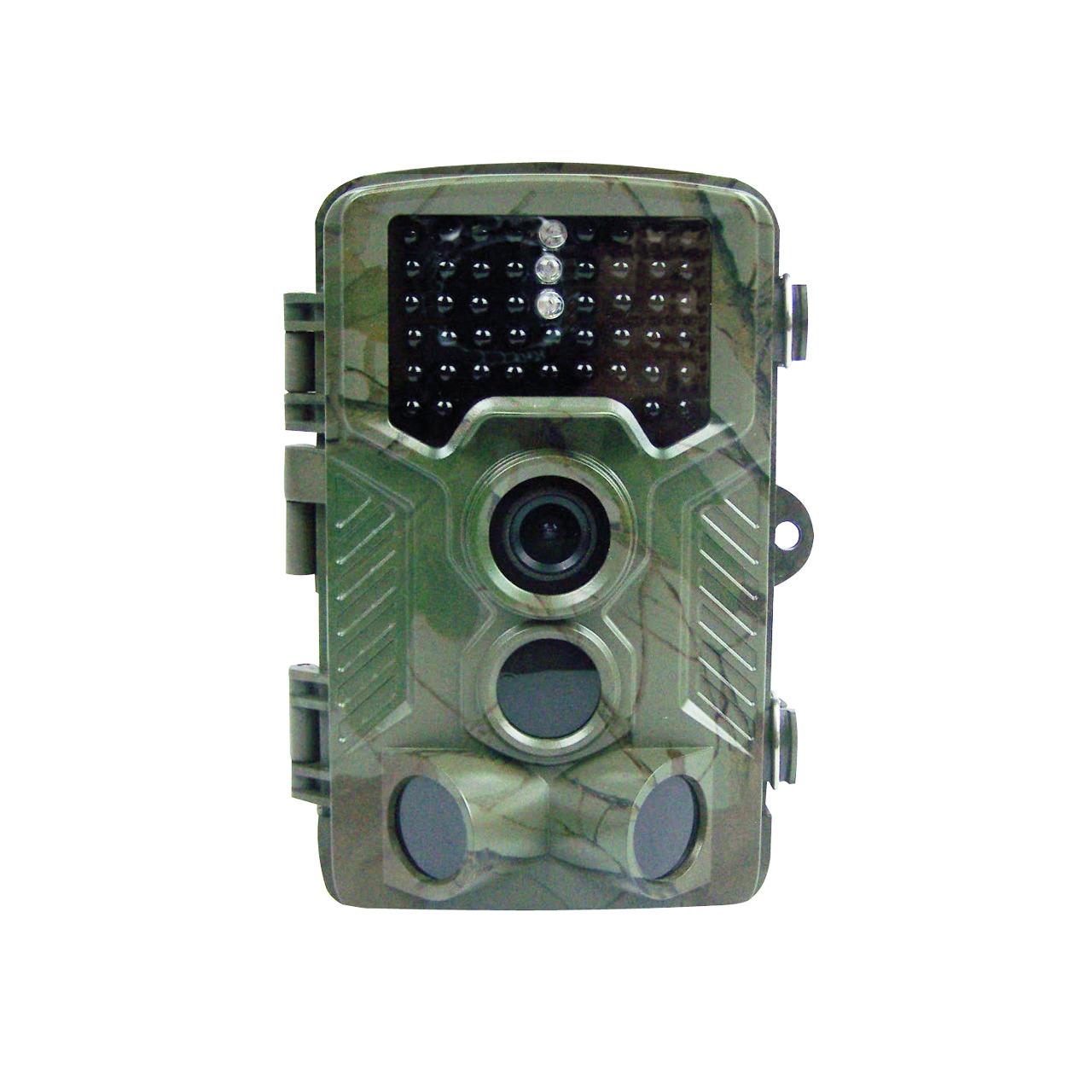 Berger und Schröter Full HD 16 MP Fotofalle- Wildkamera Scouting Cam 31646 mit BLACK-LED's