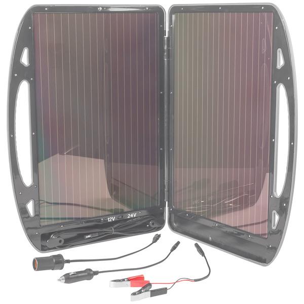 ELV Mobiler Solar-Lader, 12-24V, 13 W