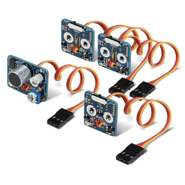 Velleman Sensor-Set für Roboterbausatz ALLBOT, VR002