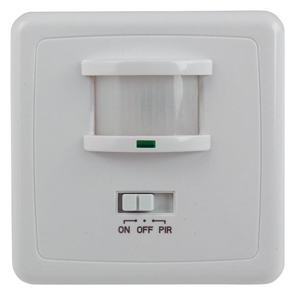 ChiliTec Unterputz-Bewegungsmelder, 3-Draht-Technik, LED geeignet, IP20