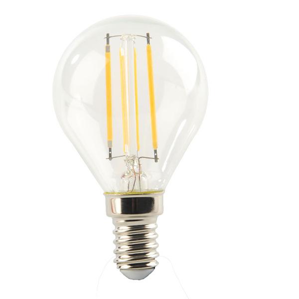 ELV FL PREMIUM P40 5-W-Tropfenlampe E14, warmweiß