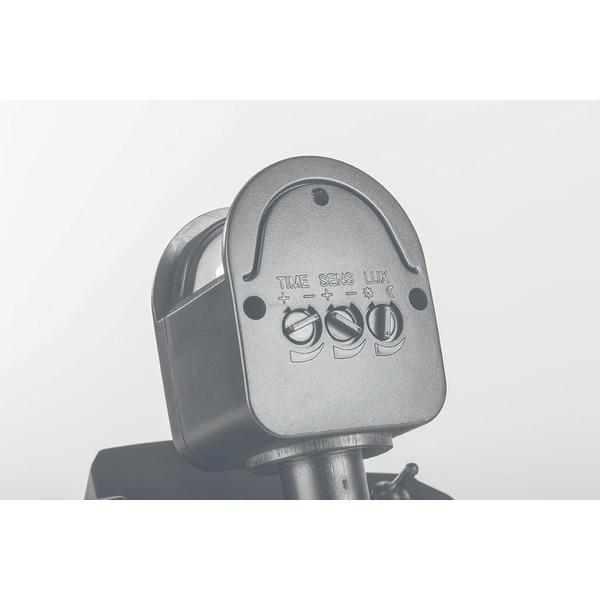 ELV Solar-LED-Flutlichtstrahler SLED 1100 mit PIR-Bewegungsmelder, neutralweiß, IP44