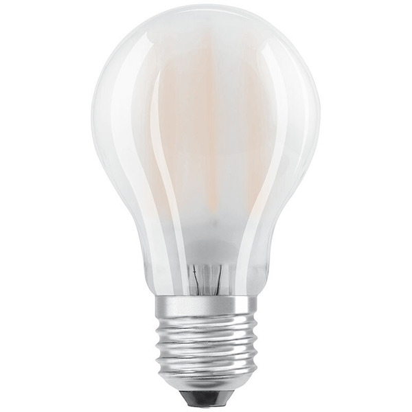 OSRAM LED SUPERSTAR 8,5-W-Filament-LED-Lampe E27, warmweiß, matt, dimmbar