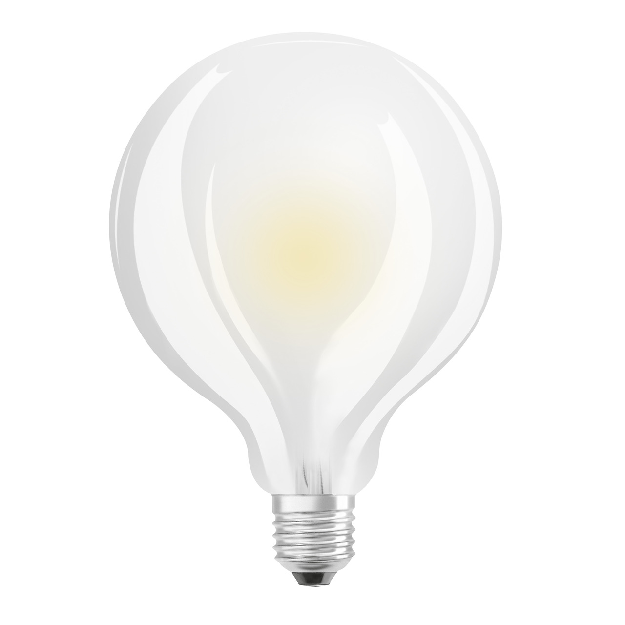 OSRAM LED STAR 11-W-Globe-Filament-LED-Lampe E27- matt