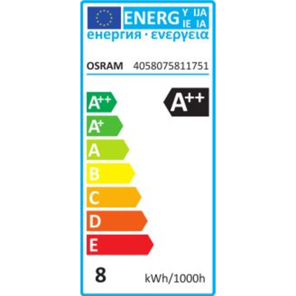OSRAM LED SUPERSTAR 7,5-W-R7s-LED-Lampe 78 mm, warmweiß, dimmbar