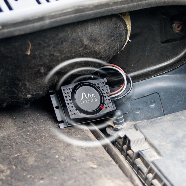 Gardigo Marder-Frei Auto Vario Mardervertreiber mit Ultraschall, 12 V