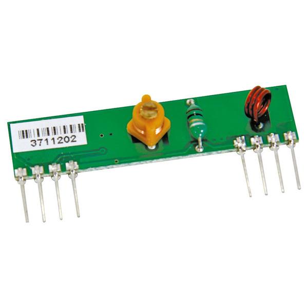 Velleman HF-Empfangsmodul, 5 V, 108 dBm, 433,92 MHz