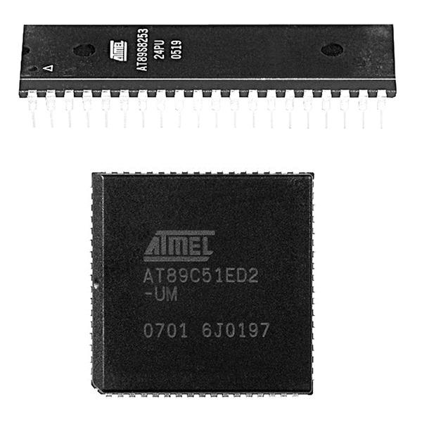 Atmel Mikrocontroller AT89C51RD2-RLTUM, VQFP44,