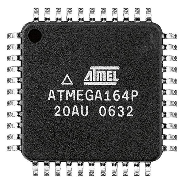 Atmel Mikrocontroller ATmega168-20AU, TQFP32
