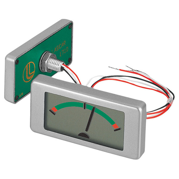 Electronic Assembly 9-Segment LCD-Zeiger mit Einlochmontage EA 4080-1710