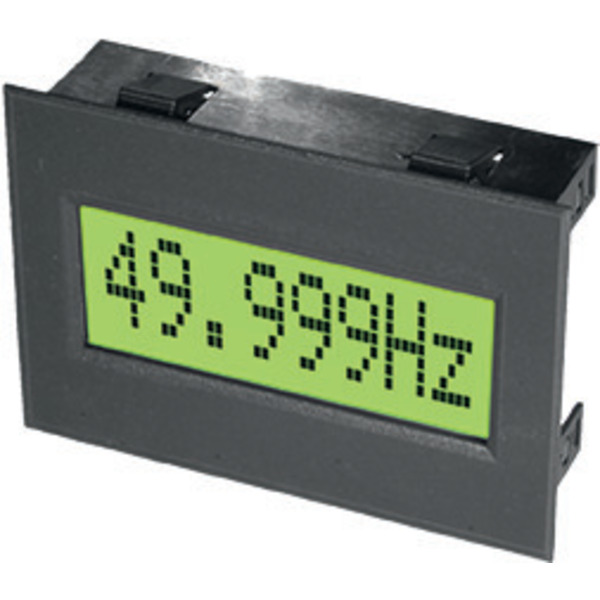 Electronic Assembly Frequenzzähler mit RS-232 Interface, 8-stellig EA 6533-8