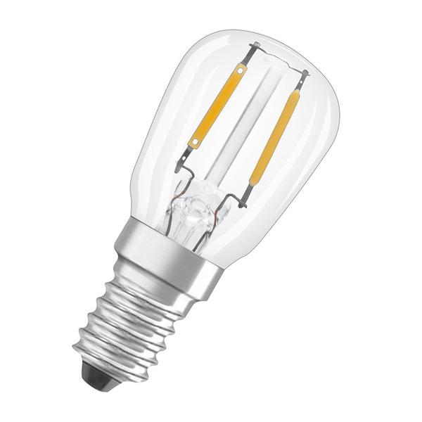 OSRAM LED STAR 2,2-W-T26-LED-Lampe E14, warmweiß